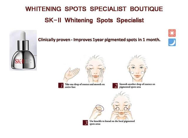 10 SK-II Whitening Spots Specialist