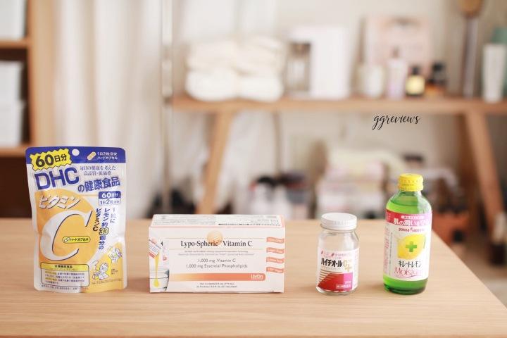 #126 Vitamin C đường uống: kiến thức tổng hợp &review